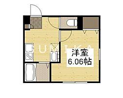 西川原駅 3.9万円