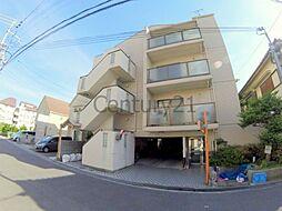 兵庫県伊丹市瑞穂町6丁目の賃貸マンションの外観