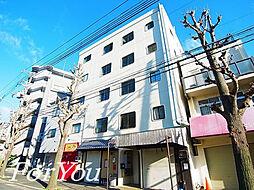兵庫県神戸市灘区稗原町2丁目の賃貸マンションの外観