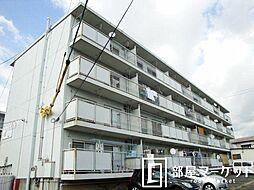 愛知県豊田市柿本町5丁目の賃貸マンションの外観