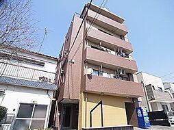 東京都足立区南花畑4丁目の賃貸マンションの外観