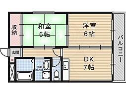 鶴ヶ丘駅 6.0万円