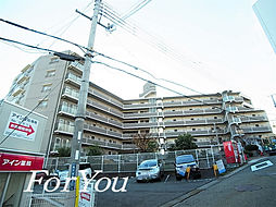 兵庫県神戸市灘区桜ヶ丘町の賃貸マンションの外観