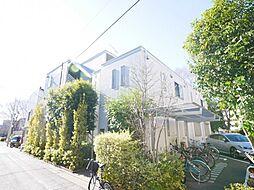 東京都世田谷区桜上水3丁目の賃貸マンションの外観