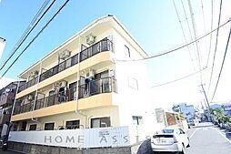 フジイマンション岩田[3階]の外観