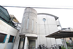 愛知県名古屋市瑞穂区雁道町2丁目の賃貸マンションの外観