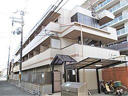 大阪府寝屋川市御幸東町の賃貸マンションの外観