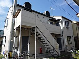 セントリックハイツ多田[202号室]の外観