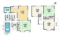 八幡市駅 980万円