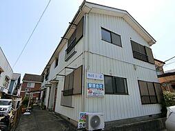 布川コーポ[1階]の外観