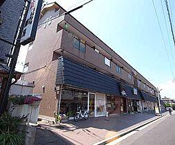 京都府城陽市寺田西ノ口の賃貸マンションの外観