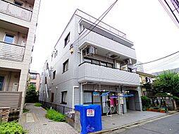 タウンコート石神井[2階]の外観
