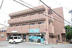 大阪府富田林市若松町2丁目の賃貸アパートの外観