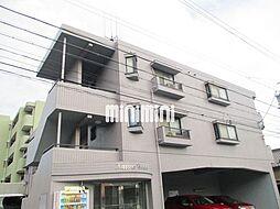ハピネスTEIKOKU[1階]の外観