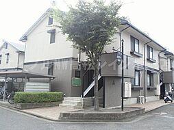 香川県高松市桜町2丁目の賃貸アパートの外観