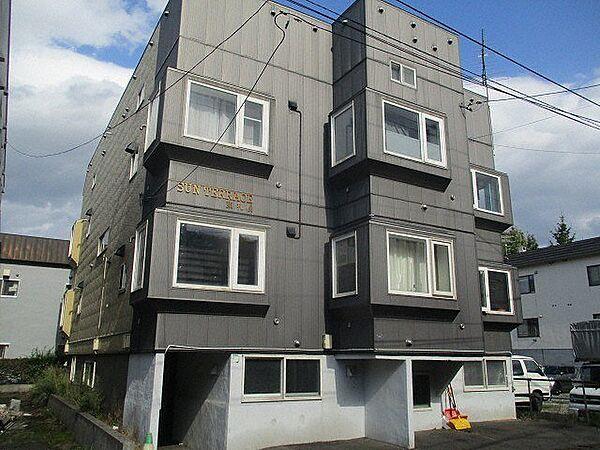 サンテラス東札幌[3階]の外観