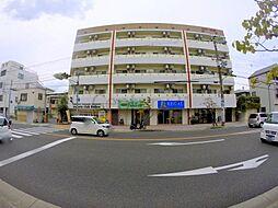 兵庫県川西市小戸2の賃貸マンションの外観