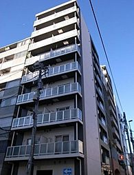 東京都墨田区東駒形1丁目の賃貸マンションの外観
