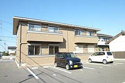 静岡県浜松市東区北島町の賃貸アパートの外観