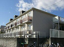 兵庫県西宮市仁川町3丁目の賃貸アパートの外観