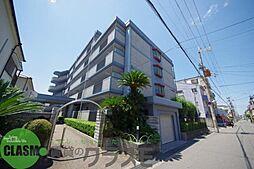 大阪府東大阪市花園西町1丁目の賃貸マンションの外観