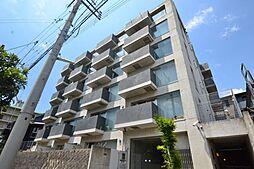兵庫県神戸市東灘区魚崎中町4丁目の賃貸マンションの外観