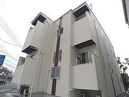 福岡県福岡市博多区竹下2丁目の賃貸アパートの外観