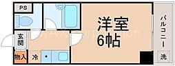 ニューカントリーハイムパート5[4階]の間取り