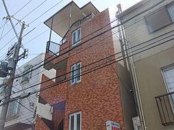 サン永沢[4階]の外観