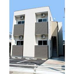 福岡県福岡市西区小戸4丁目の賃貸アパートの外観