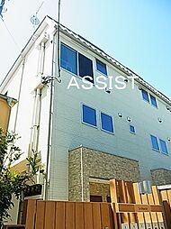 JR中央線 三鷹駅 徒歩14分の賃貸アパート