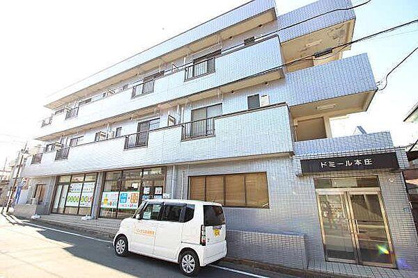 ドミール本庄 3階の賃貸【埼玉県 / 本庄市】