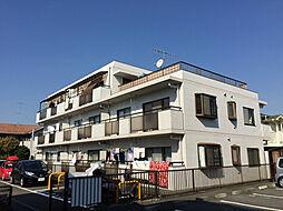 神奈川県横浜市港北区大倉山3丁目の賃貸マンションの外観