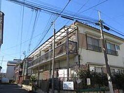 東京都世田谷区上用賀3丁目の賃貸アパートの外観