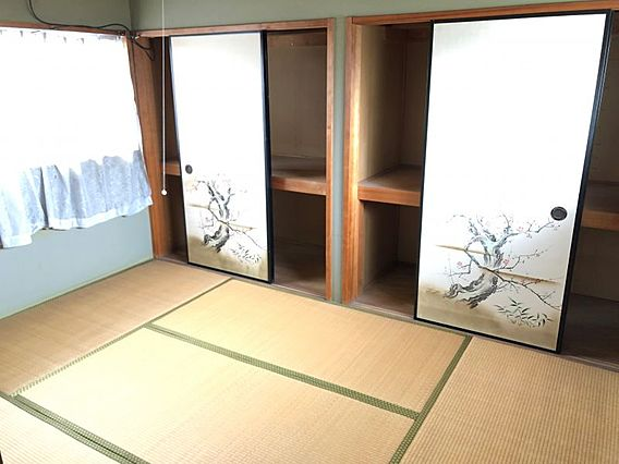 二階和室6帖
