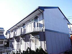 ジュネス喜多山[1階]の外観