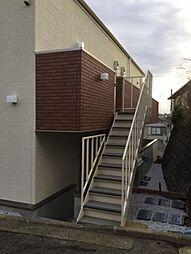 神奈川県横浜市旭区白根6丁目の賃貸アパートの外観