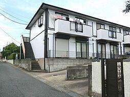 京屋 誠コーポC[202号室]の外観
