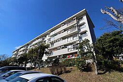箕面粟生第2住宅39号棟[3階]の外観