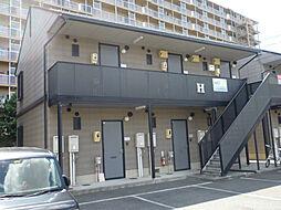 フレグランスしんH棟[2階]の外観