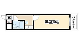 芸大通駅 2.0万円