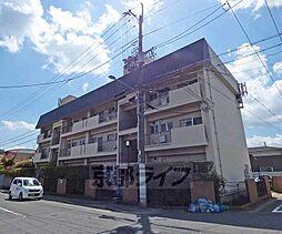 京都府京都市左京区松ケ崎泉川町の賃貸マンションの外観
