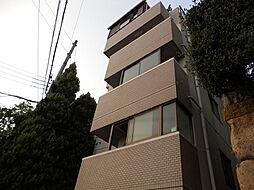 兵庫県神戸市灘区大土平町1丁目の賃貸マンションの外観