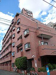 ライオンズマンション一高前[4階]の外観