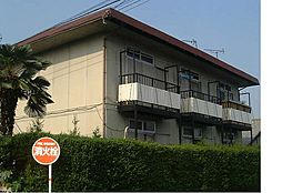 大竹コーポA棟[101号室]の外観