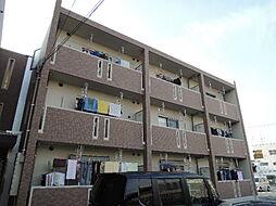 大阪府大阪市平野区長吉六反5丁目の賃貸マンションの外観