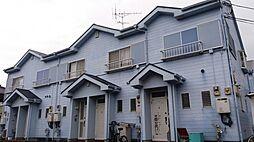 フローラルタウン上尾B棟[2階]の外観