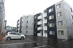 メゾンクー・ドゥ・クールVI[2階]の外観