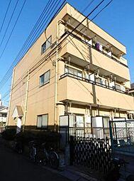東京都江戸川区東小松川4の賃貸マンションの外観