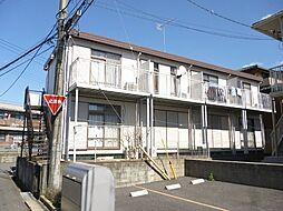 高橋アパート[104号室]の外観